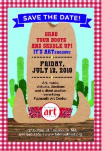 #9:  Two Tickets to this Summer's ARTrageous Gala