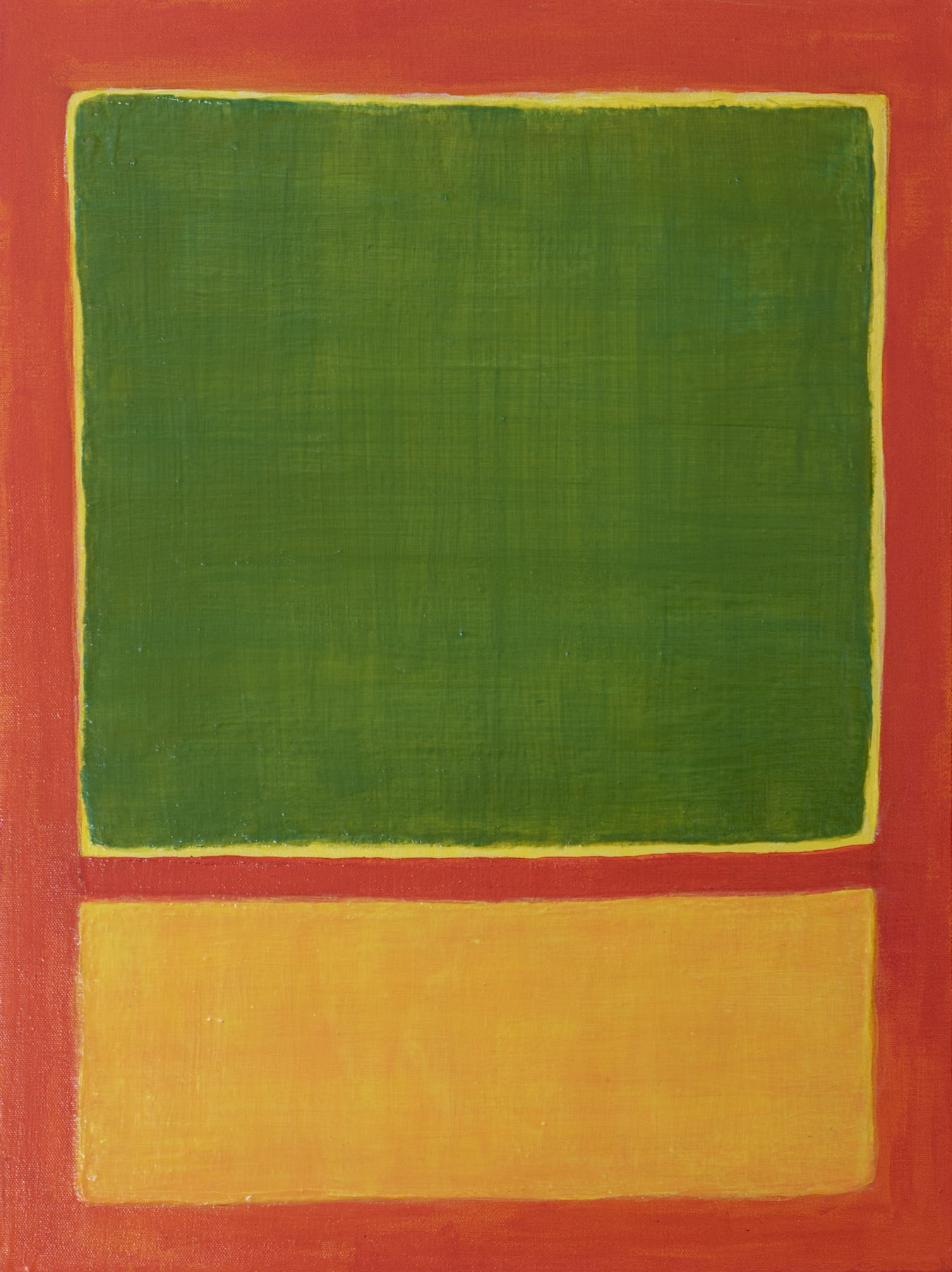 Inspired by Rothko, No.14, 1955