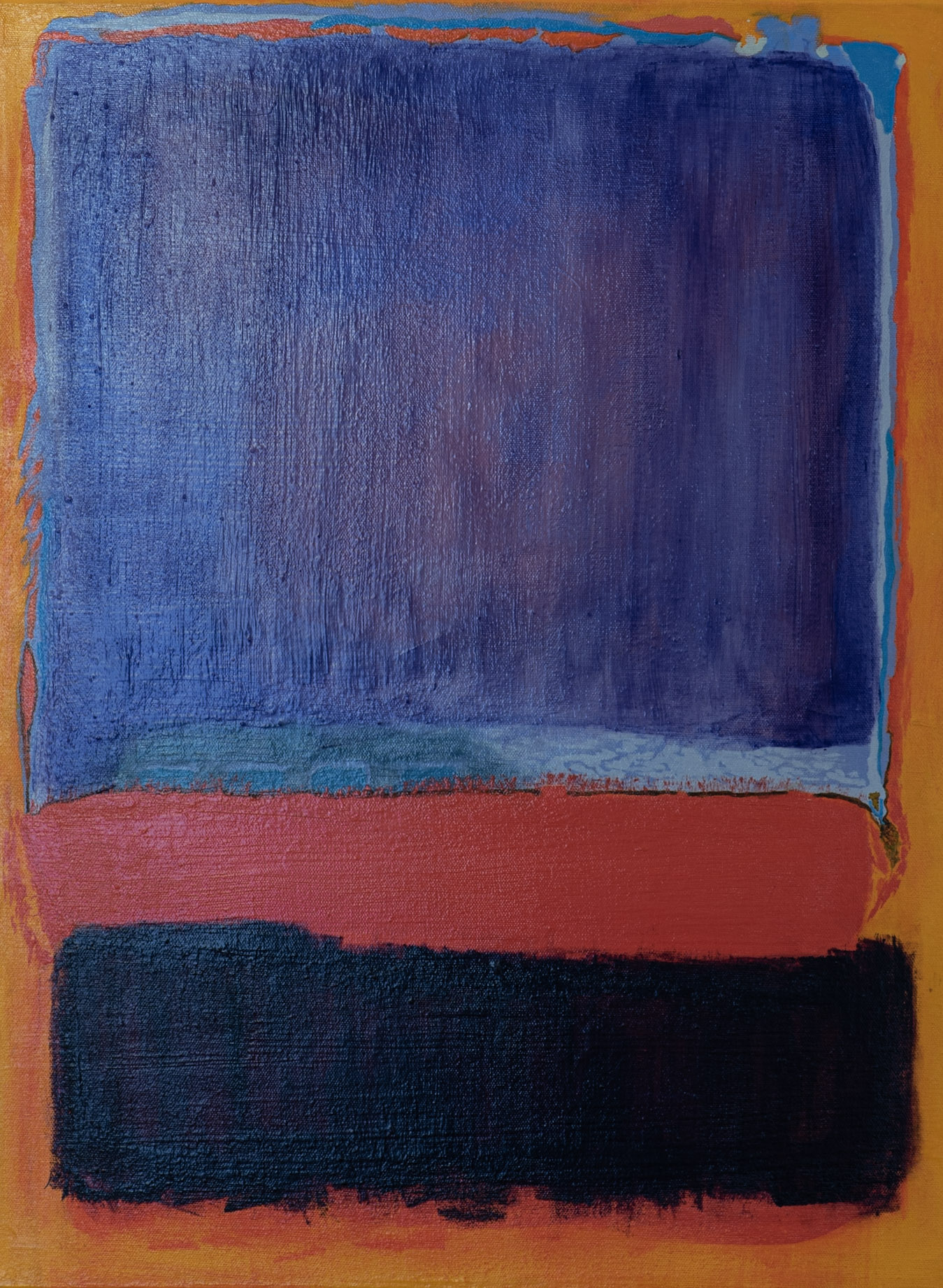 Inspired by Rothko, Untitled