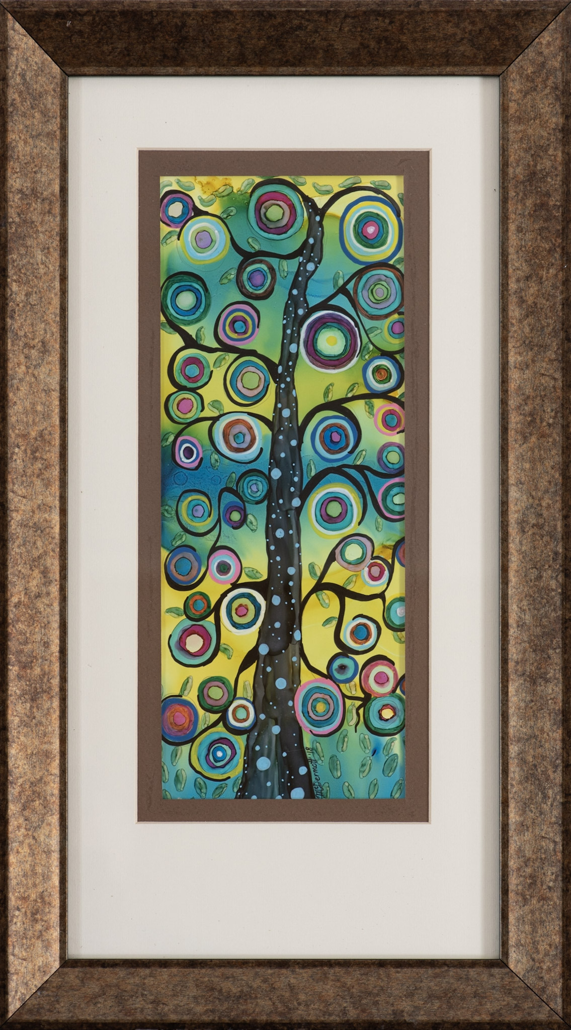 Tree of Life (Inspired by Gustav Klimt)