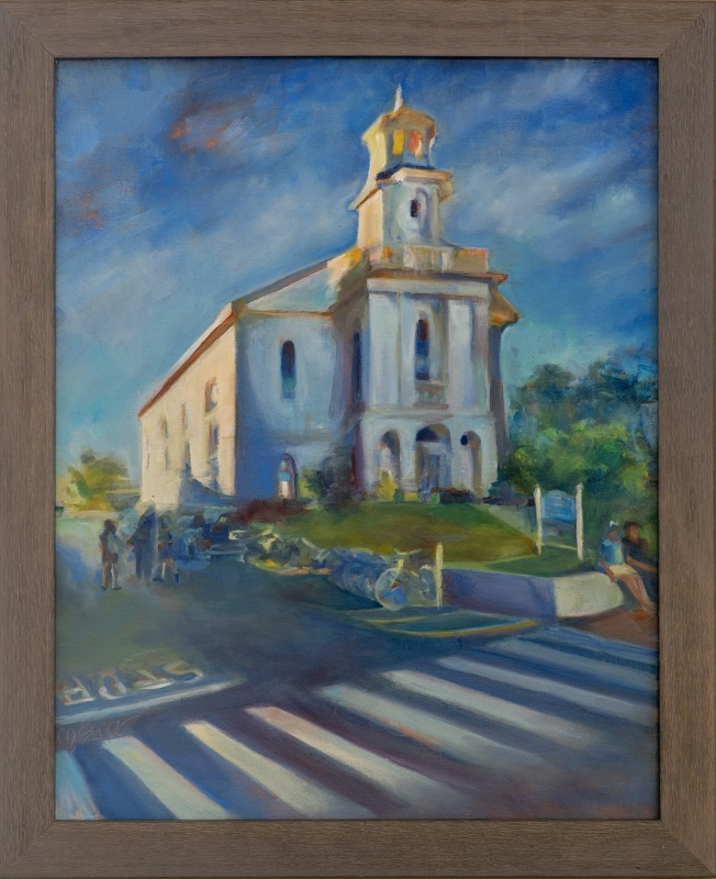 Hopper's Ptown Church Today