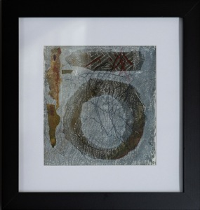 Through My Window (Inspired by printmaker Joyce Silverstone)