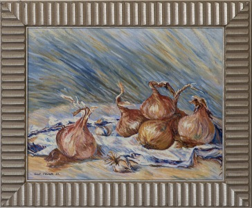 Onions (After Renoir)