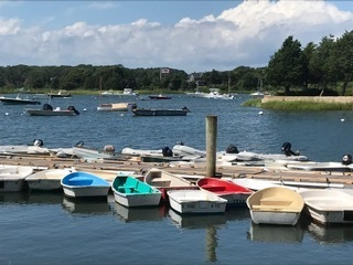 West Falmouth Harbor Colors