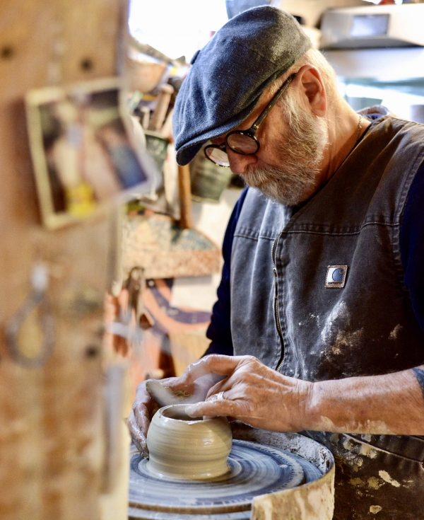 Clay Instructor Hollis Engley