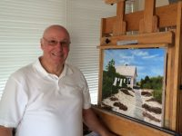 Oil Painting Instructor Bill Noble