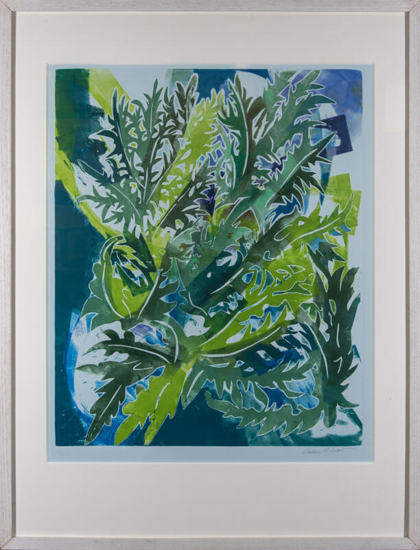 Acanthus Tangle | Andrea Moore