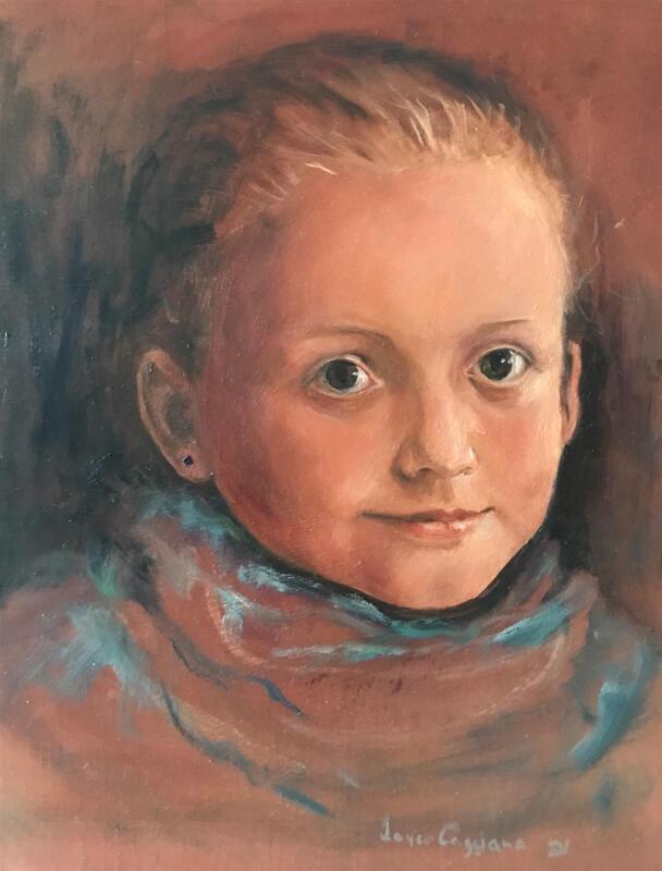 Joyce Caggiano   COVID Kid