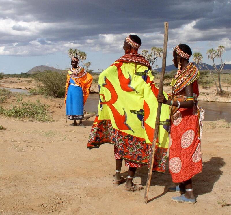Sandra Faiman-SIlva | Journeys and Intersections, Samburu (Kenya) | photo | $275