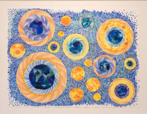 Susan Ciampa  | Untitled  | Gouache  | NFS